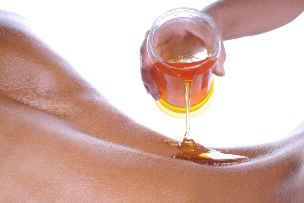 Μασάζ με μέλι κατά της κυτταρίτιδας