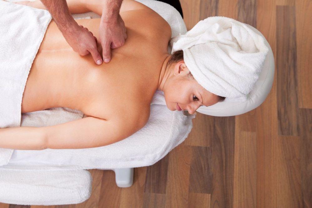 Shiatsu massage - Μασάζ πίεσης με τα δάχτυλα
