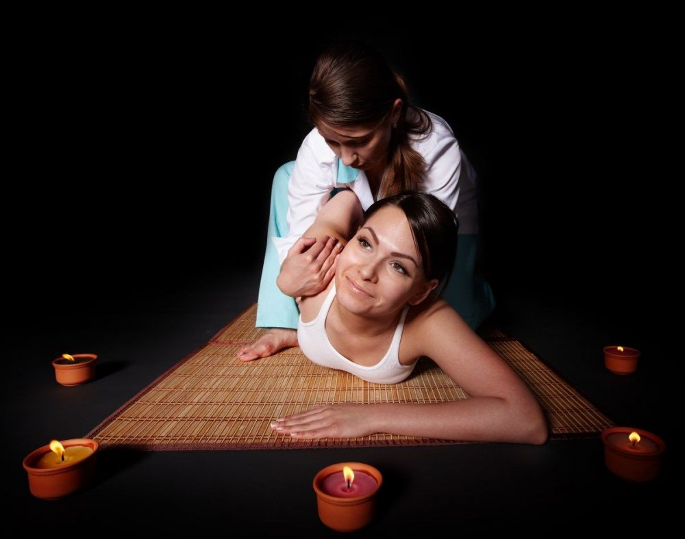Thai massage - Το παραδοσιακό μασάζ της Ταϋλάνδης
